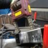 Certificazione delle saldature con controllo visivo e tramite magnetoscopio.